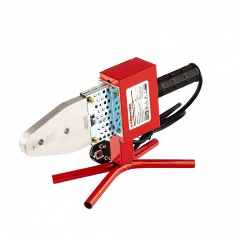 products/Аппарат для сварки пластиковых труб К W 800, 800 Вт, 300 °C, 20-25-32-40-50-63 мм, металлический кейс Kronwerk, арт. 94214
