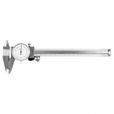 products/Штангенциркуль, 150 мм, стрелочный Matrix, арт. 31601