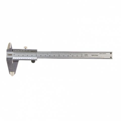 products/Штангенциркуль, 150 мм, 0,02 мм, нержавеющая сталь, с глубиномером Gross, арт. 31670