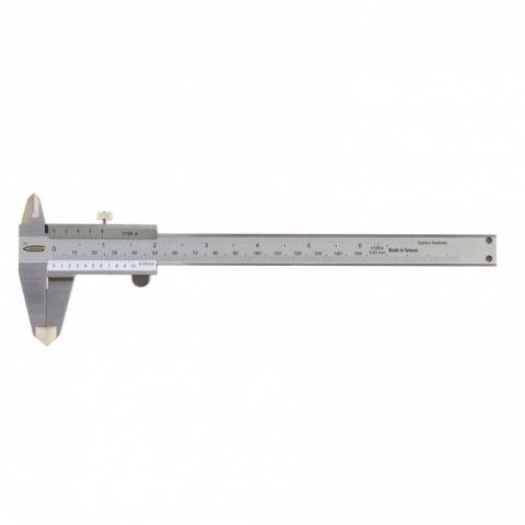 products/Штангенциркуль, 150 мм, 0,05 мм, нержавеющая сталь, с глубиномером Gross, арт. 31671