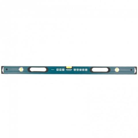 products/Уровень алюминиевый, 1200 мм, 2 рукоятки, фрезеровка, 3 глазка, Prazision Gross, арт. 34443