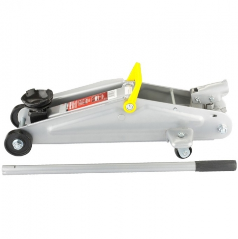 products/Домкрат гидравлический подкатный, 2 т, высота подъема 135-355 мм Matrix Master, арт. 51020