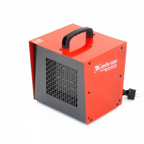 products/Тепловая пушка керамическая SHC-3000, квадратная, 230 В, 250 м3/ч, 1,5/3 кВт MTX, арт. 96424