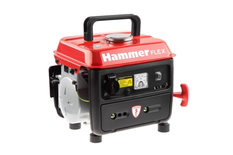 products/Бензиновый генератор HAMMER GN800 (арт. 509743)