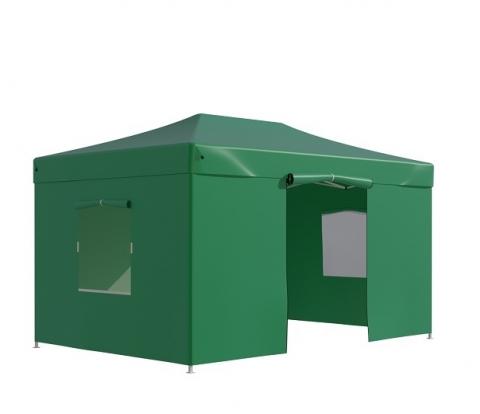 products/Тент садовый Helex 4366 3x6х3м полиэстер зеленый 4366