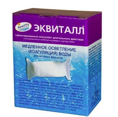 products/Эквиталл, 1кг коробка, таблетки в картридже, коагулянт ХИМ05