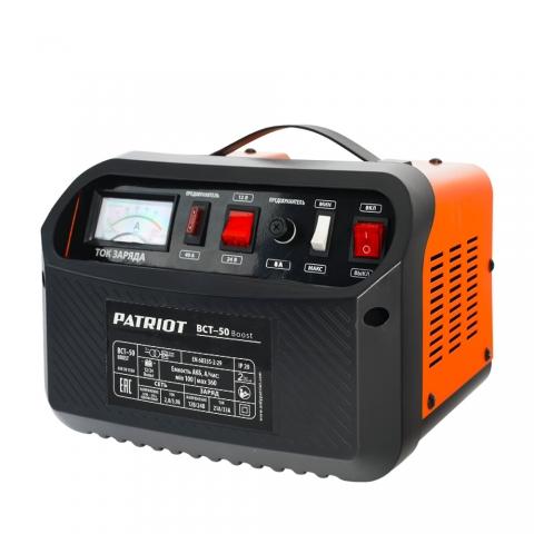 products/Заряднопредпусковое устройство PATRIOT BCT-50 Boost PATRIOT, 650301550