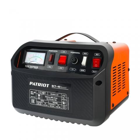 products/Заряднопредпусковое устройство PATRIOT BCT-40 Boost, 650301540