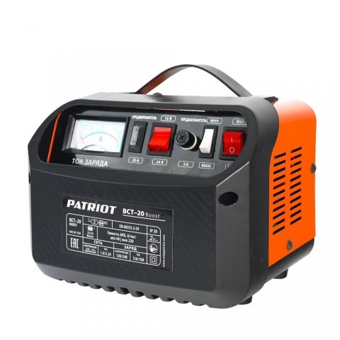 products/Заряднопредпусковое устройство PATRIOT BCT-20 Boost, 650301520