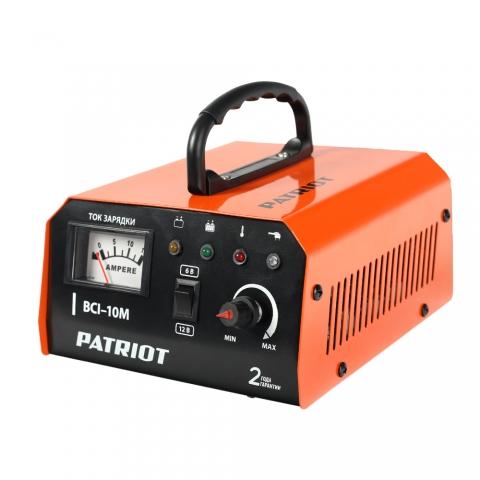 products/Импульсное зарядное устройство PATRIOT BCI-10M, 650303415