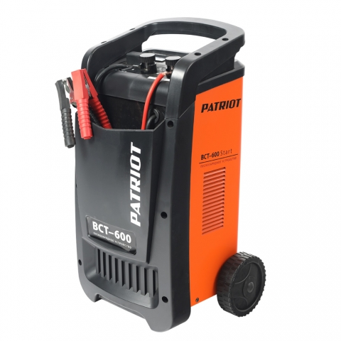products/Пускозарядное устройство PATRIOT BCT-600 Start, 650301563