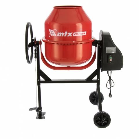 products/Бетоносмеситель СМ-120К, 120 л, мощность 450 Вт// МТХ, 95481