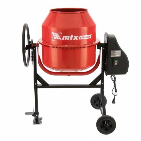 products/Бетоносмеситель СМ-140К, 140 л, мощность 550 Вт// МТХ, 95482