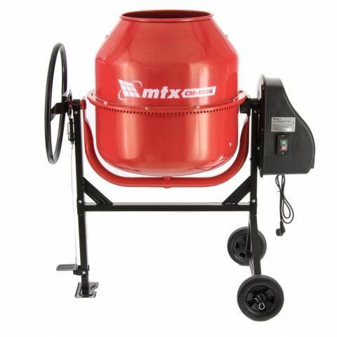 products/Бетоносмеситель СМ-180К, 180 л, мощность 800 Вт// МТХ, 95484
