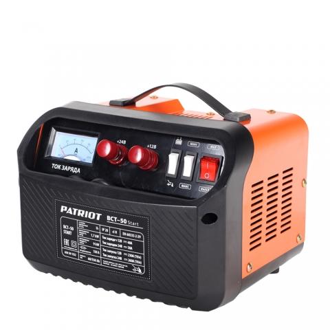 products/Пускозарядное устройство PATRIOT BCT- 50 Start, 650301552