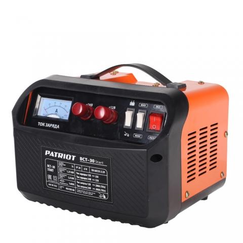 products/Пускозарядное устройство PATRIOT BCT- 30 Start, 650301532