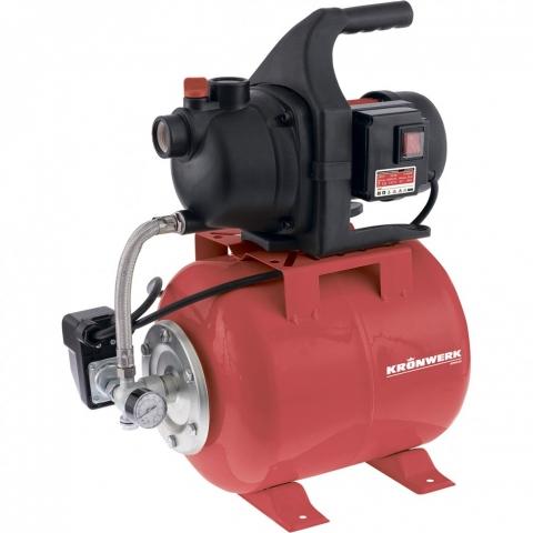 products/Насосная станция KPS650, 650 Вт, 3000 л/ч, подъем 35 м// Kronwerk, 97216