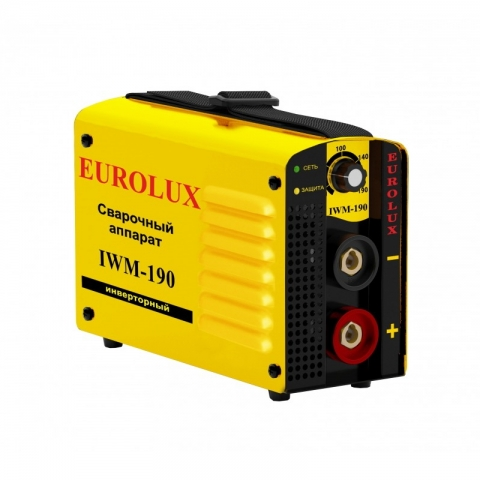 products/Сварочный аппарат EUROLUX IWM190, 65/27