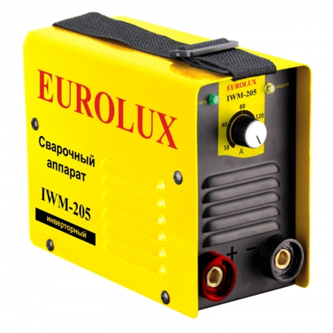 products/Сварочный аппарат EUROLUX IWM205, 65/66