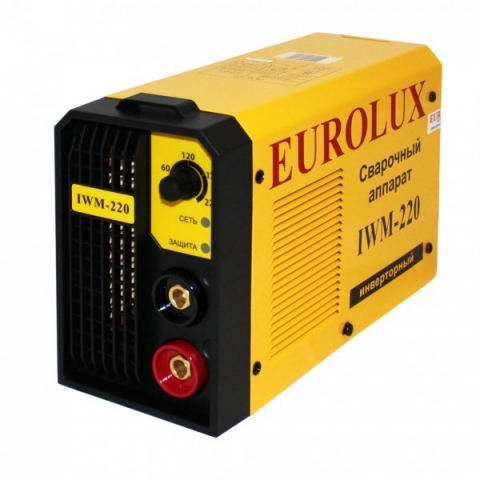 products/Сварочный аппарат EUROLUX IWM220, 65/28