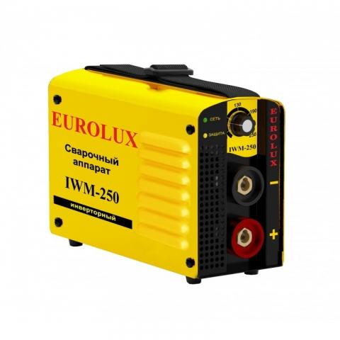 products/Сварочный аппарат EUROLUX IWM250, 65/29
