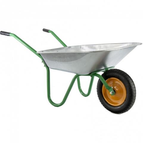 products/Тачка садовая, грузоподъемность 100 кг, объем 65 л Palisad, арт. 689125