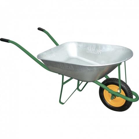 products/Тачка садовая, грузоподъемность 160 кг, объем 78 л Palisad, арт. 689153
