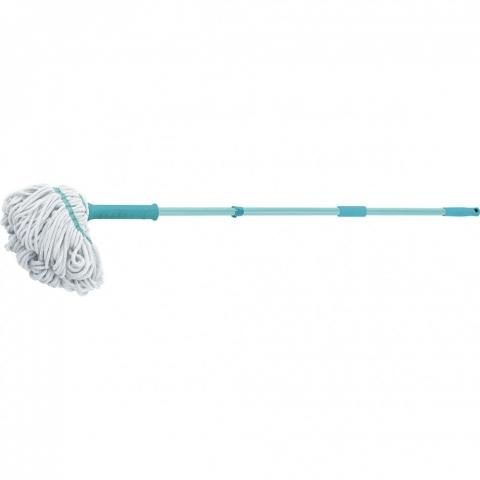 products/Швабра отжимная скручиванием 120 см, насадка из микрофибры, 120 гр Elfe, арт. 93509