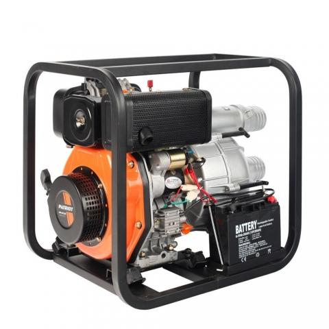 products/Мотопомпа PATRIOT MPD 3072 SFE, 335101650