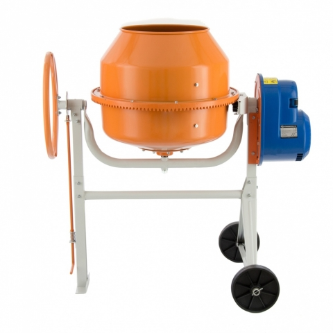 products/Бетоносмеситель B-125, 550 Вт, 130 л // Denzel, 95421