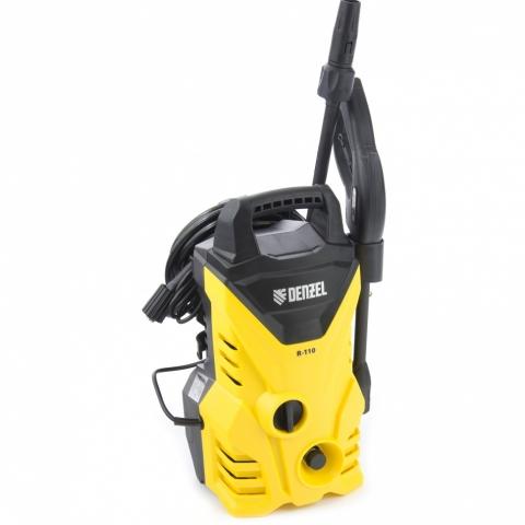 products/Моечная машина высокого давления R-110, 1500 Вт, 110 бар, 5,7 л/мин, переносная// Denzel, 58232