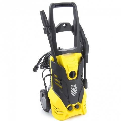 products/Моечная машина высокого давления R-135, 1800 Вт, 135 бар, 6 л/мин, колёсная// Denzel, 58233