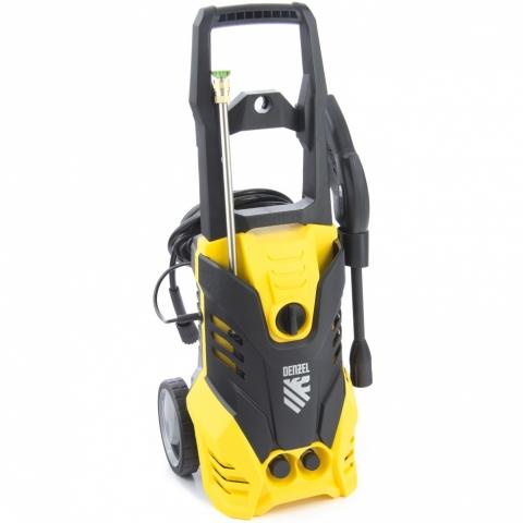 products/Моечная машина высокого давления R-165, 2200 Вт, 165 бар, 7 л/мин, колёсная// Denzel, 58234