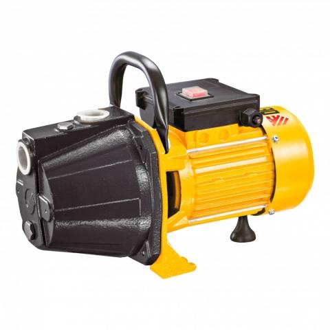 products/Садовый поверхностный насос GP1100C, 1100 Вт, 4500 л/ч, подъем 46 м, чугун// Denzel, 97203