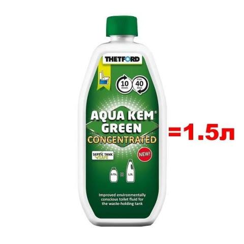 products/Жидкость для биотуалета THETFORD Aqua Kem Green (0,75 л) 30645CW