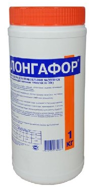 products/Лонгафор, для обеззараживания воды табл. 20 г (12) ХИМ01