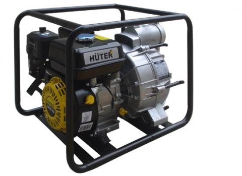 products/Мотопомпа Huter MPD-80, центробежная, самовсасывающая, 70/11/4