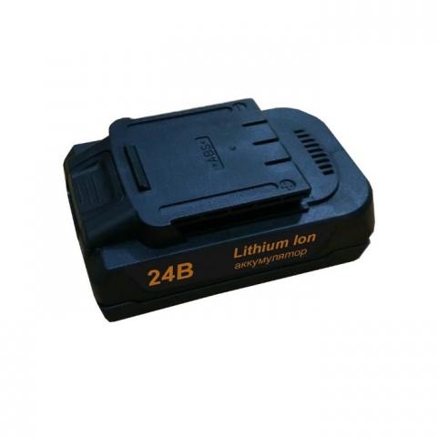 products/Аккумулятор Вихрь для ДА-24Л-2К и ДА-24Л-2К-У (АКБ24Л1 KPV), 71/8/67