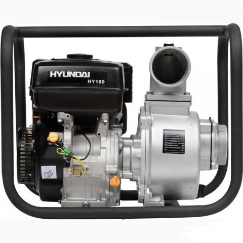 products/Бензиновая мотопомпа Hyundai HY 100