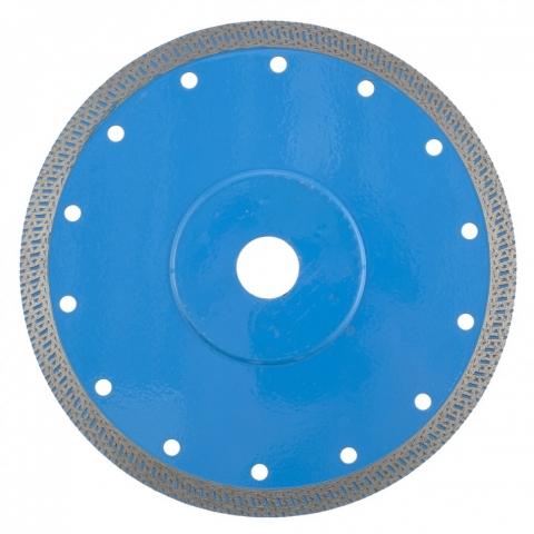 products/73095 Диск алмазный Сплошной ф180х22,2 мм, тонкий, сухое/мокрое резание// Барс