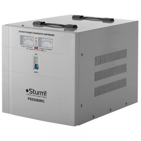 products/Релейный стабилизатор напряжения Sturm PS93080RC