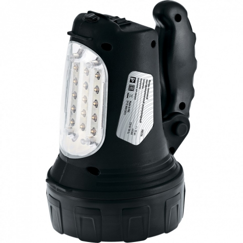 products/Фонарь поисковый, многофункциональный, аккумуляторный, 1 и 15 LED// Stern 90534