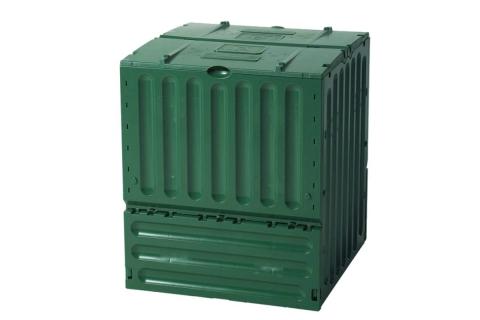 products/Пластиковый садовый компостер, 600 л, GRAF ECO-KING 627001