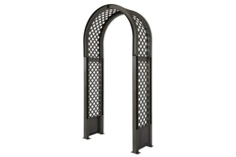 products/Садовая арка с штырями для установки KHW 37905