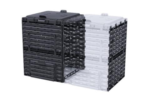 products/Расширитель компостера Piteco 300 л, чёрный K1030