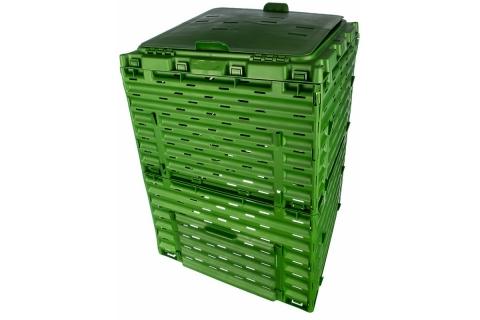 products/Компостер с крышкой Piteco 300 л, зелёный К2130