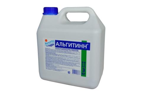 products/Средство от водорослей Markopool Альгитинн 3 л ХИМ14