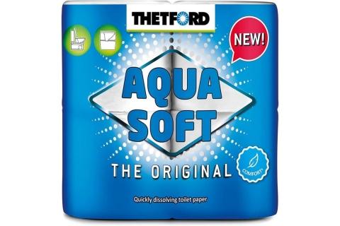 products/Туалетная бумага для биотуалетов Thetford AQUA SOFT 15 4 рул 202240