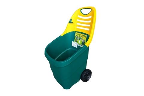products/Садовая тележка HELEX зеленая/желтая, 65 л H808