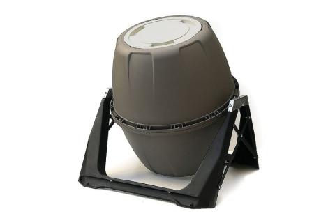 products/Вращающийся компостер HELEX 180 л, серый H818